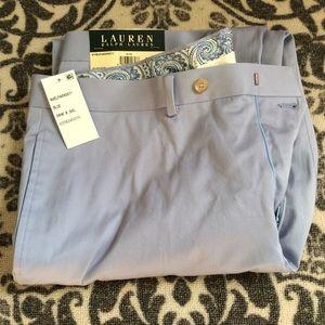 Lauren Ralph Lauren Dress Pants Size 38W x 30L NEW